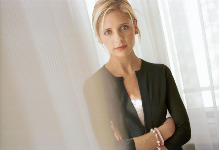 Buffy: Sarah Michelle Gellar : London