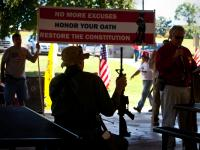 Armed Tea Party : Conyers : GA