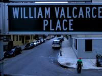 Signs Of Life 9-11 : Streets renamed to honor heroes : William Valcarcel : NYC